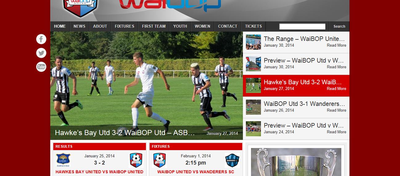 Media Manager – WaiBOP United
