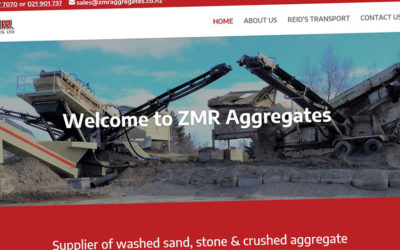 Website – ZMR Aggregates